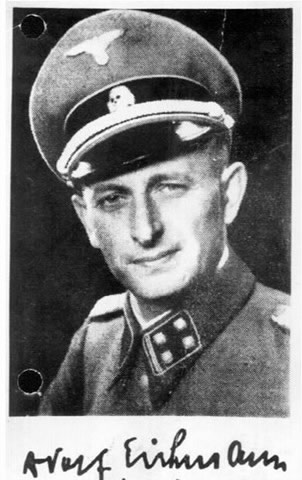 eichmann in uniform